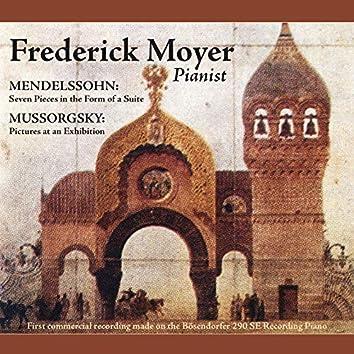Mendelssohn & Mussorgsky