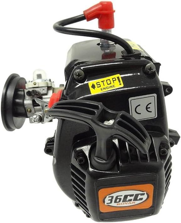 Rovan LT Translated SLT 36cc 4-Bolt Performance LOSI Engine Gas 5IVE-T Fit Max 47% OFF
