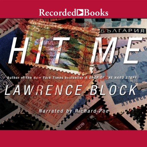 Hit Me audiobook cover art