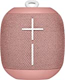 Ultimate Ears Wonderboom Altoparlante Wireless Bluetooth, Resistente agli Urti e Impermeabile con Connessione Doppia, Singolo, Rosa