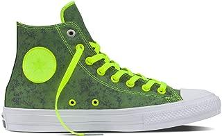 Men's CTAS HI Skateboarding Shoes Volt/Pure Silver 153545C