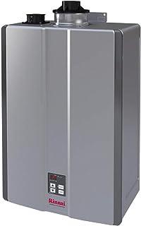 Rinnai RU180iP Sensei Super High Efficiency Tankless Water Heater, 10 GPM - Propane Gas: Indoor Installation