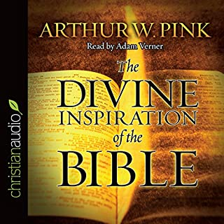 The Divine Inspiration of the Bible cover art