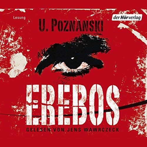 Erebos audiobook cover art