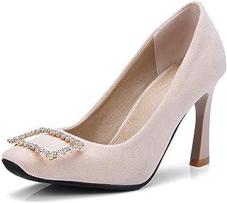 BalaMasa Womens APL12260 Pu Heeled Sandals