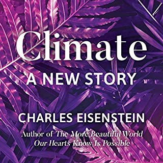 Climate: A New Story audiobook cover art