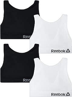 Reebok Women's 4 Pack Active Sports Bralette