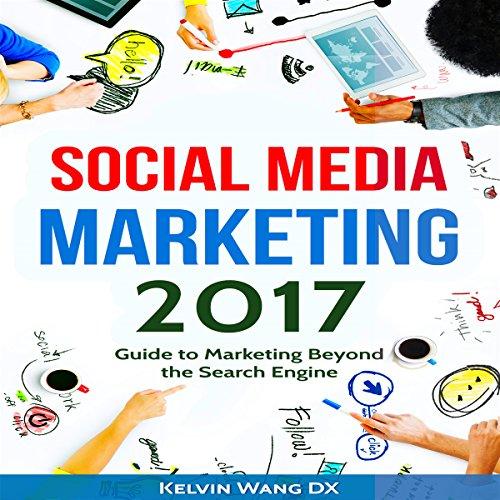 Social Media Marketing 2017 cover art