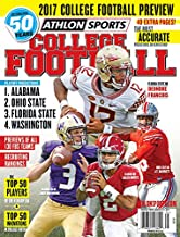 Athlon Sports 2017 College Football National Preview Magazine - Florida State