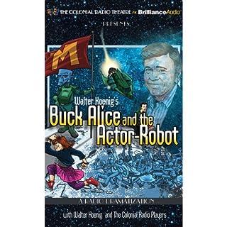 Walter Koenig's Buck Alice and the Actor-Robot cover art