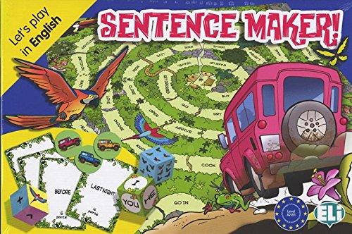 SENTENCE MAKER (Giochi didattici)