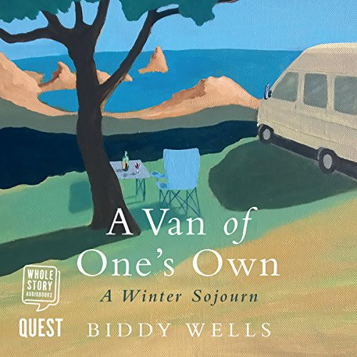A Van of One's Own audiobook cover art