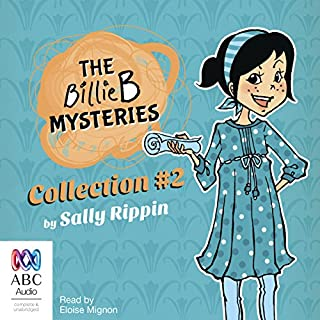 The Billie B Mysteries Collection 2 cover art