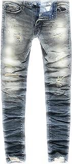 Jordan Craig Death Valley Crinkle abraison Denim Jeans