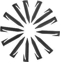 iXium® Robotische grasmaaier Perimeter Boundary Cable Wire Pegs Haken Ankers Montage Nagels ABS Kunststof 100pc