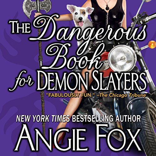 The Dangerous Book for Demon Slayers audiobook cover art