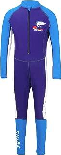 Happy Cherry Kids Full Body Swim Bodysuit UPF 50+ Quick Dry Dive Wetsuits