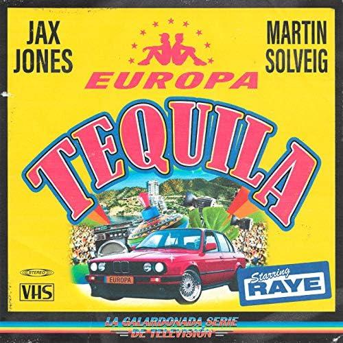Jax Jones, Martin Solveig, Raye & Europa