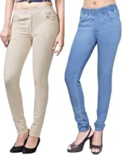 ADBUCKS Women's Slim Fit Jegging