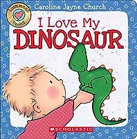 I Love My Dinosaur (Love Meez Books)
