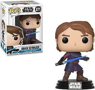 Funko Pop Star Wars: Clone Wars - Anakin Skywalker Collectible Figure, Multicolor