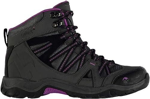 Details about  /Gelert Ottawa Women Shoes Charcoal Purple Walking Comfort Sneakers Sz 8 M