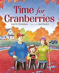 Time for Cranberries children's book