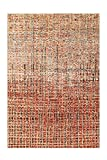 Arte Espina Topaz 5400 - Alfombra, Terra/Creme, 120 cm x 180 cm