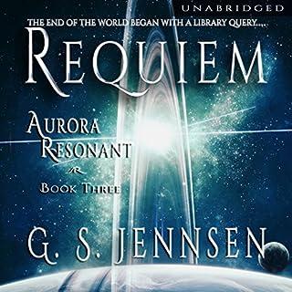 Requiem: Aurora Resonant Book Three audiobook cover art