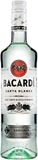 Bacardi Carta Blanca Ron - 700 ml