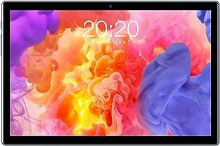 TECLAST P20HDタブレット、10.1インチ、4GB + 64GB、 Android10.0モデル、 8コアCPU、 4G LTE、1920*1200 IPSスクリ、バッテリー6000mAh、TYPE-C、 Bluetooth 5.0、...