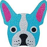 iscream Sparkly Rhinestone French Bleu Bulldog 2