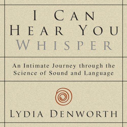 I Can Hear You Whisper cover art