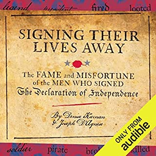Signing Their Lives Away audiobook cover art