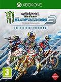 Monster Energy Supercross - The Official Videogame 3 - Xbox One [Importación inglesa]