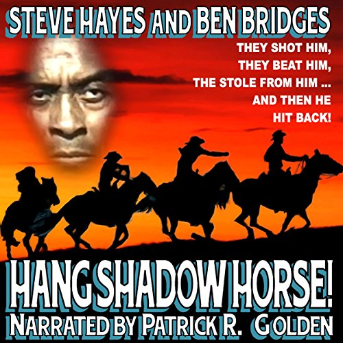 Hang Shadow Horse! cover art