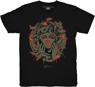 Sequoia Medusa Shirt to Match Foamposite Sequoia Green Sneakers