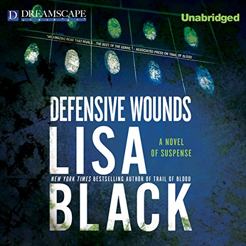 Defensive Wounds audiobook cover art