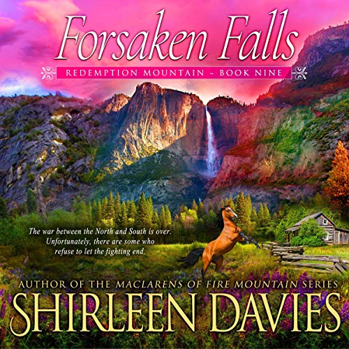 Forsaken Falls  cover art