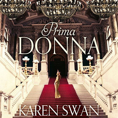 Prima Donna audiobook cover art