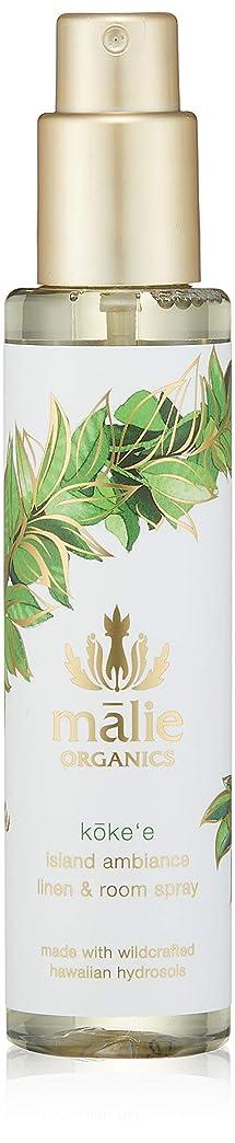 素敵な金曜日おしゃれじゃないMalie Organics(マリエオーガニクス) リネン&ルームスプレー コケエ 148ml