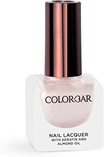 Colorbar Nail Lacquer, Silver Pink, 12 ml