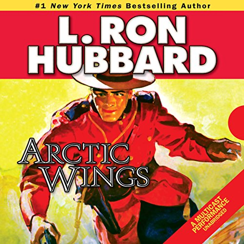 Arctic Wings audiobook cover art