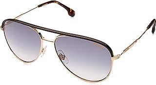 Authentic Carrera Glory 0LKS//2Y Gold Blue Sunglasses