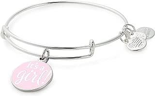 Women's Color Infusion It's A Girl Bangle Bracelet