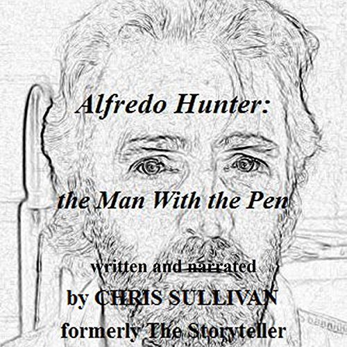 Alfredo Hunter audiobook cover art