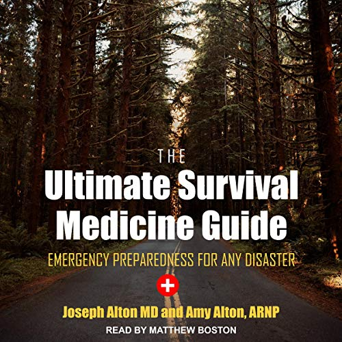 The Ultimate Survival Medicine Guide cover art