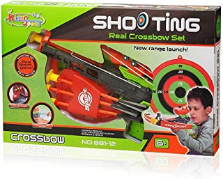 Game set KingSport Crossbow narrows and target
