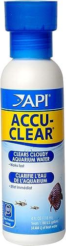 API ACCU-Clear Freshwater Aquarium Water Clarifier, 150 Gram