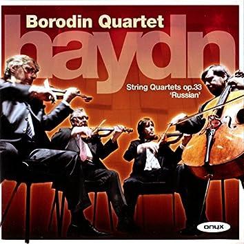 Haydn: Russian Quartets Op. 33